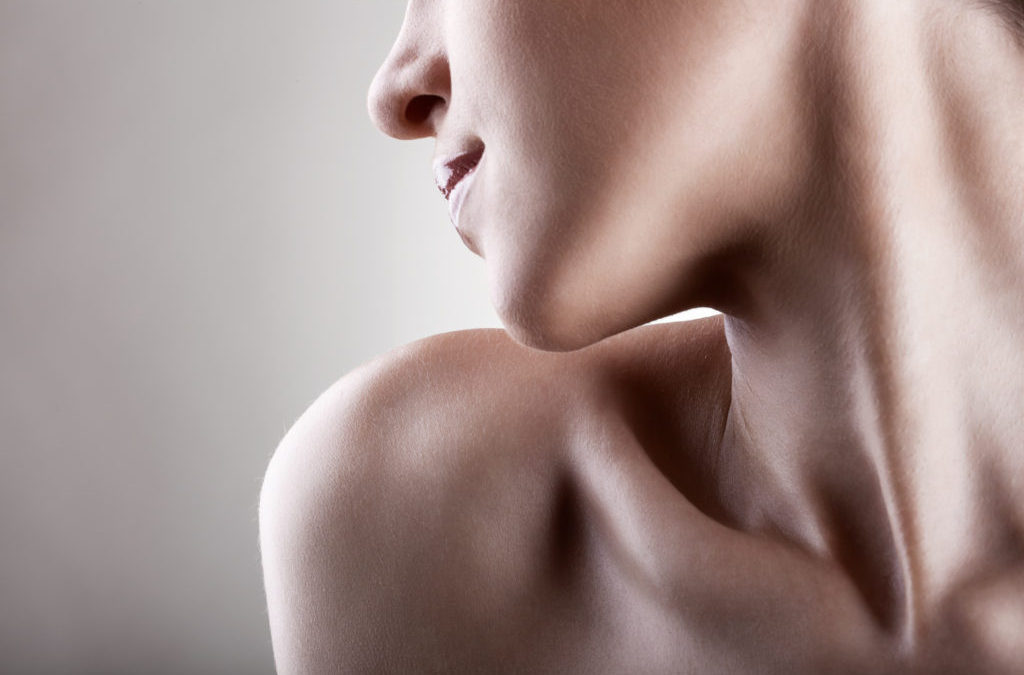 Ultherapy is a non-invasive, painless way to lift and tighten skin.